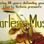 'Fearless Music' presented by Liberty Victoria