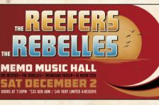 reefers vs rebelles