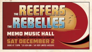 reefers vs rebelles