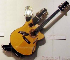 Get Your Hands Around This Guitar!