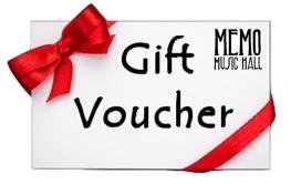 MEMO Gift Vouchers