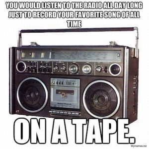 WHO REMEMBERS DOING THIS?