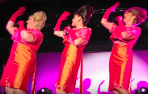 Q & A '3' - featuring THE FABULOUS SINGLETTES!