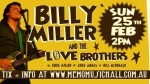 Q & A '3' featuring BILLY MILLER!