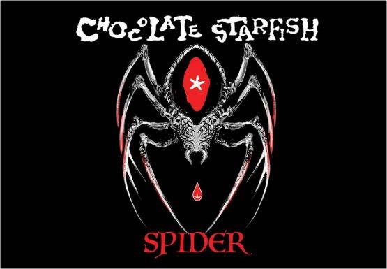 Chocolate Starfish - Spider