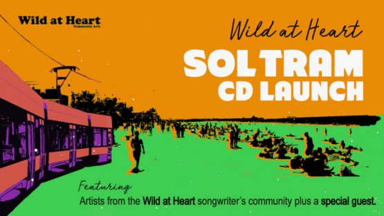 wild at heart sol tram album launch