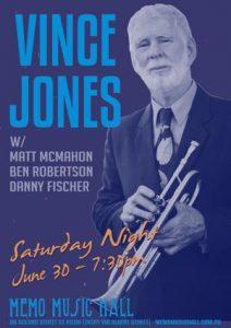 Vince Jones