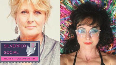 Debra Byrne Lara Travis Silverfox Social Round 2