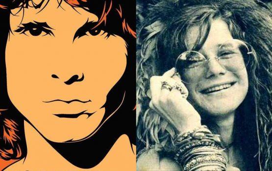 Janis Joplin + The Doors