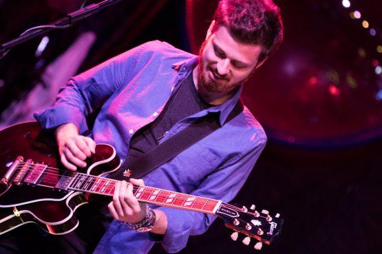Aaron Schembri Guitarist Album Launch MEMO