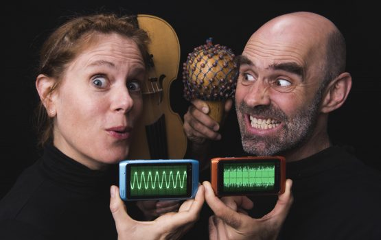Notey and Noisy: A Sound Science Mathemusical