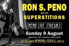 Ron Peno & The Superstitions
