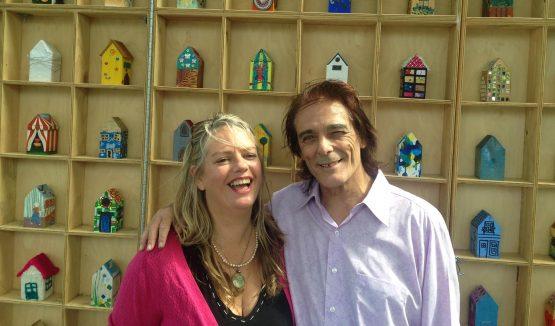 Rebecca Barnard & Billy MIller